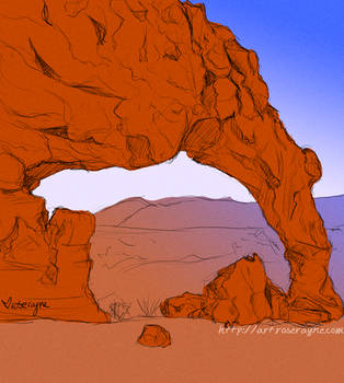 Canyon Color by Rose-Rayne