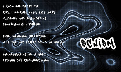 Schism By Tool Graphic