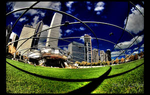Chicago Great Lawn by paulsaini