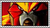 Entei Stamp