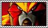 Entei Stamp by FireStump