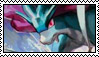 Suicune Stamp by FireStump