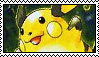 Raichu Stamp by FireStump