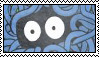 Tangela Stamp Unanimated
