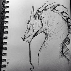 Dragon by FireStump