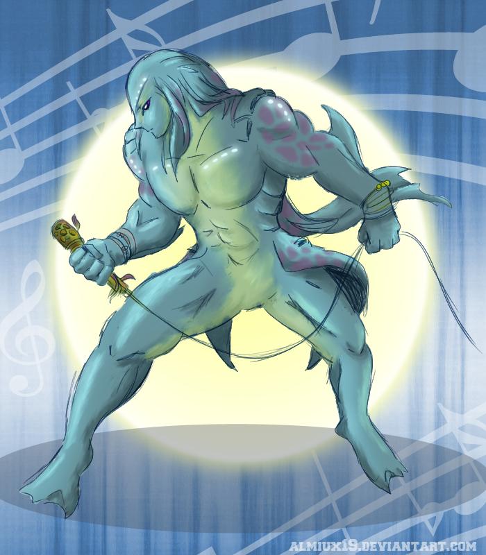 New Character - Alastor Tien by Ixbran