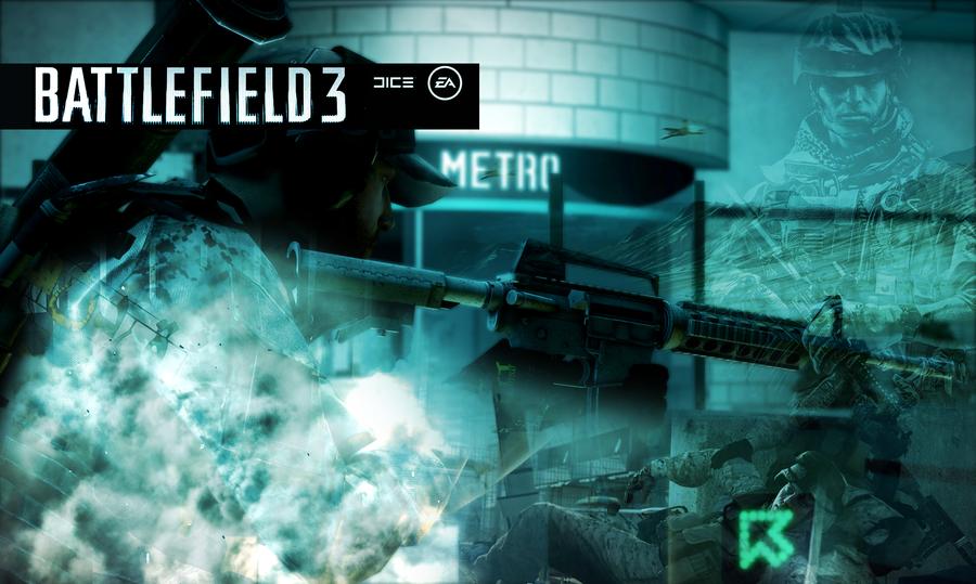 Battlefield 3 HD Wallpaper > BF3 wallpaper 1920x1150