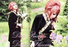 Hizaki, dear flower... by bellie1997