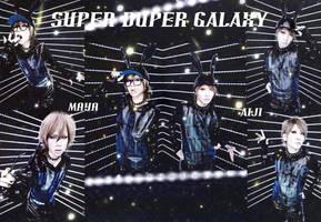 SUPER DUPER GALAXY by bellie1997