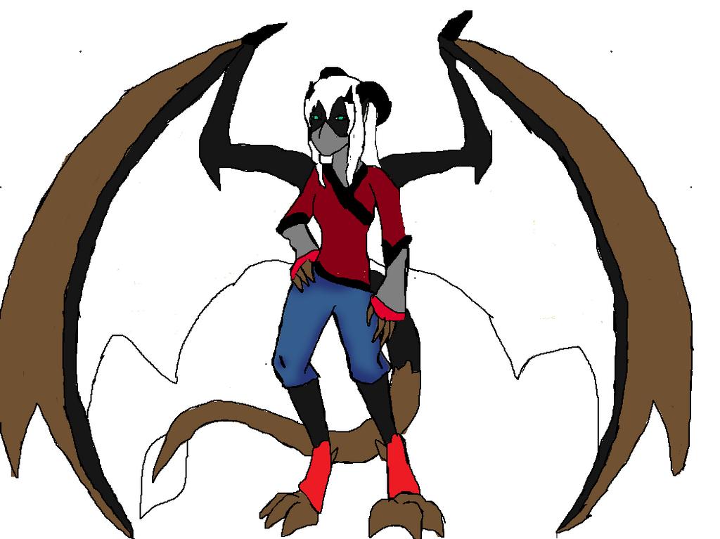 Gargoyle by zansuro