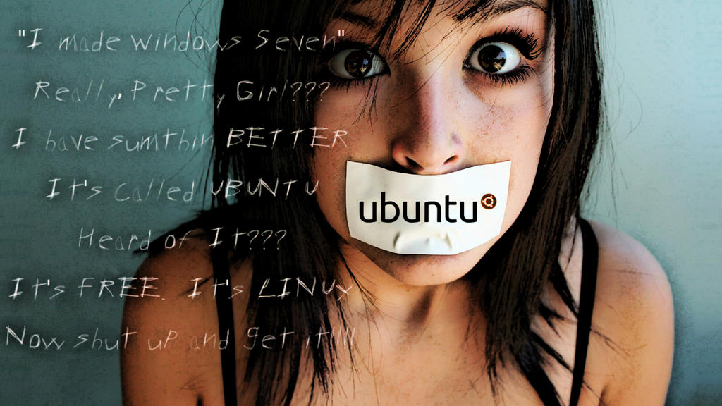Ubuntu Anarchy by 1roxtar