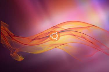 Ubuntu Wave by 1roxtar