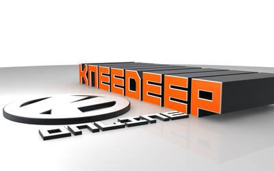 Kneedeep Logo 2010 by ranhan