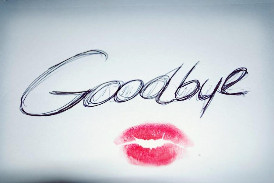 video de goodbye my love: