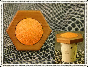 The Orange Planet Cork