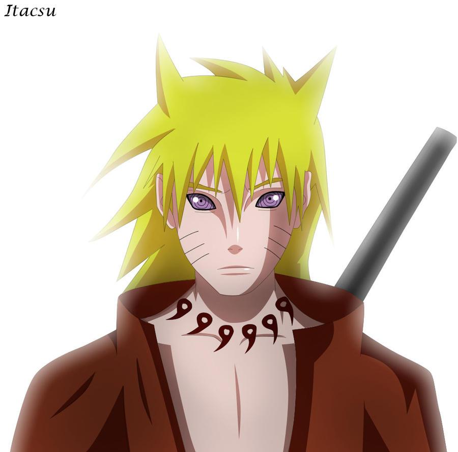 Rikudou_Sennin_Naruto by ItacsuM