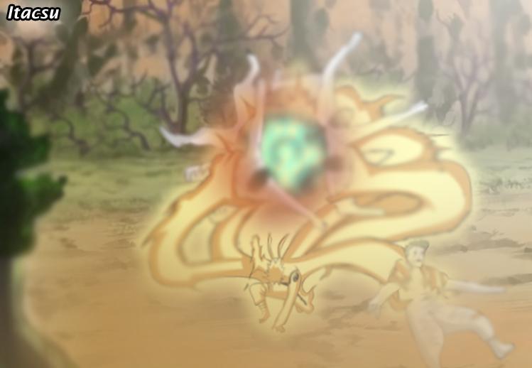 Transformaciones de Naruto Uzumaki