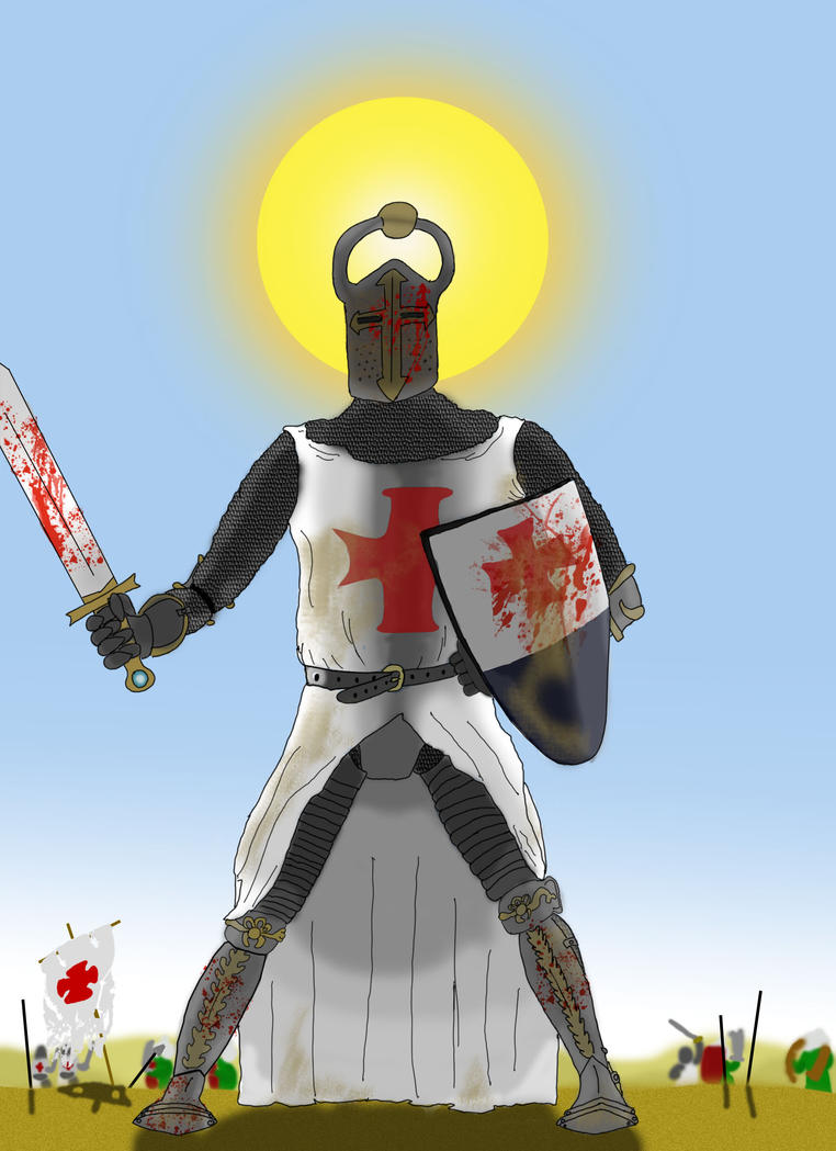 [Image: the_crusader_by_greatdictator-d3e7o8r.jpg]