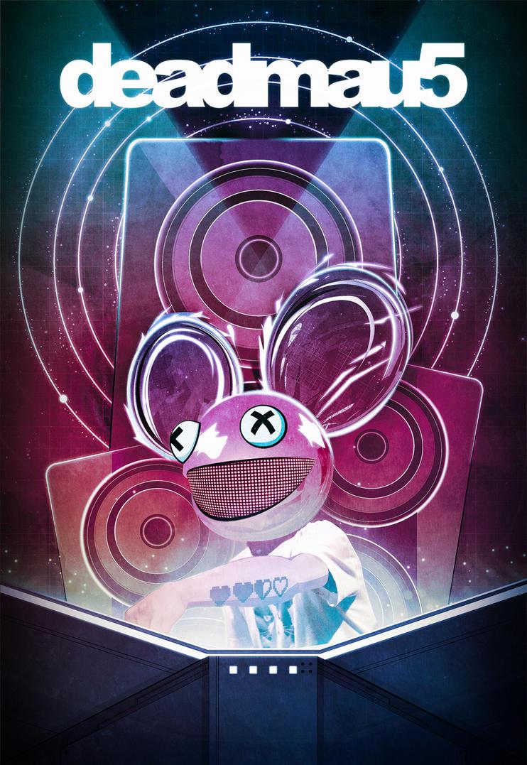 Deadmau5 by AirDuster