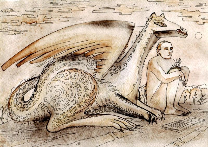 Dragon and Man