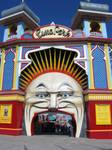 Luna Park - Entry Mouth