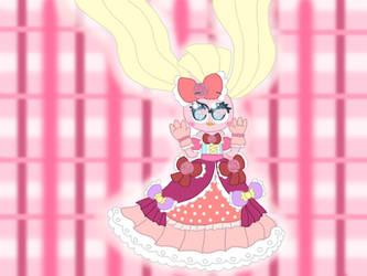Sweet Princess Pinky Bird by PinkyLover96