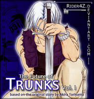 Future of Trunks: Vol. I Cover