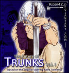 Future of Trunks: Vol. I Cover by Rider4Z