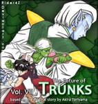 The Future of Trunks Vol VII cover by Rider4Z
