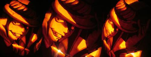 Mephisto Pheles Pumpkin by Rider4Z