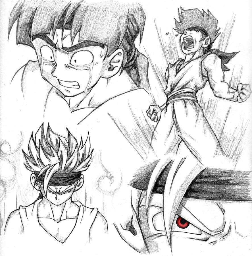 Olivo's Transformation by Rider4Z