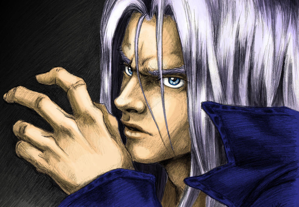 Future Trunks Colored by Rider4Z