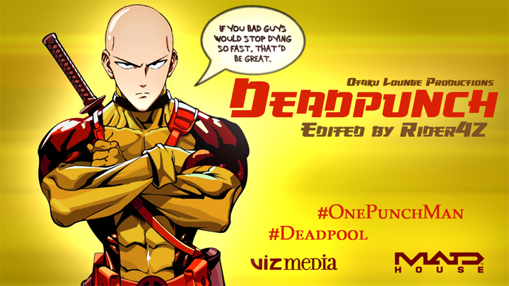 Deadpunch Trailer / Now with RED BAND by Rider4Z