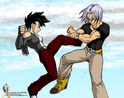 Celari vs. Trunks 2