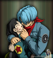 Dragonball Super - Sensu by Rider4Z