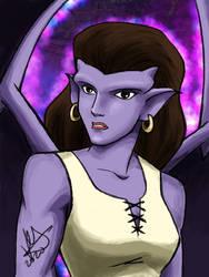 Angela - Gargoyles