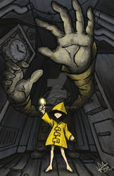 Commission - Little Nightmares