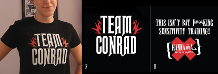 Team Conrad by DoubtingSalmon