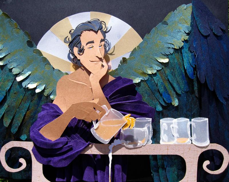 Biere de l'ange by DoubtingSalmon