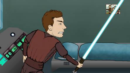 Jedi - YouTube-City Scene