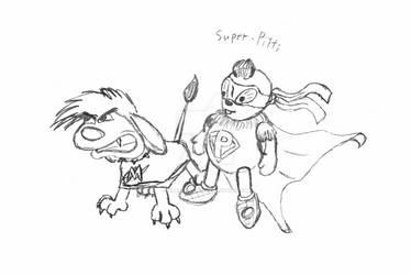 Super Pitti und Super Moppi