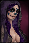 The night of the dead - SugarSkull