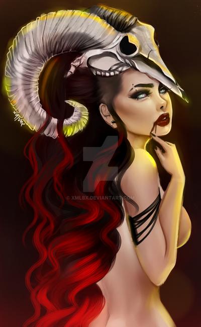 Aries by xMLBx