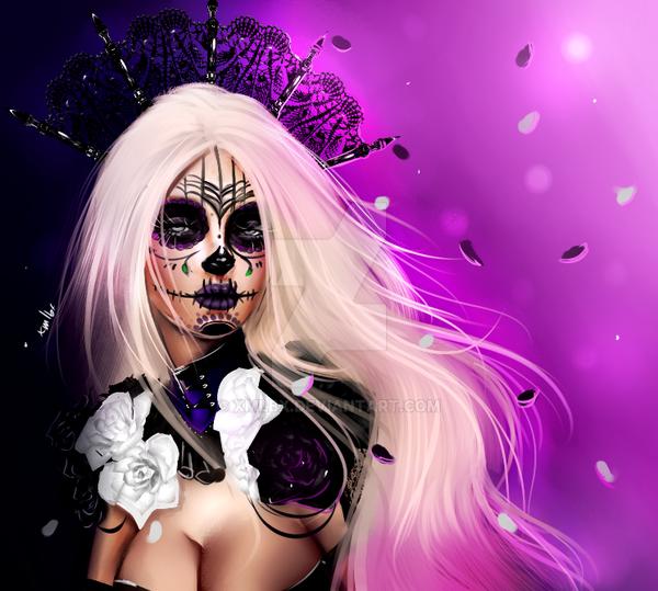 Dia De Los Muertos by xMLBx