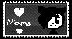 Niama stamp by yumigatchi