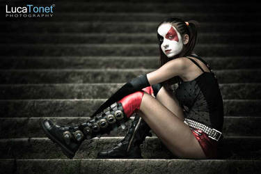 Harley Quinn by LucaTonet