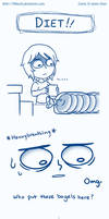 Life Happens- Diet by Mikochi