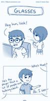Life Happens- Glasses