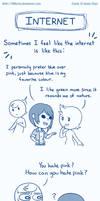 Life Happens- Internet by Mikochi