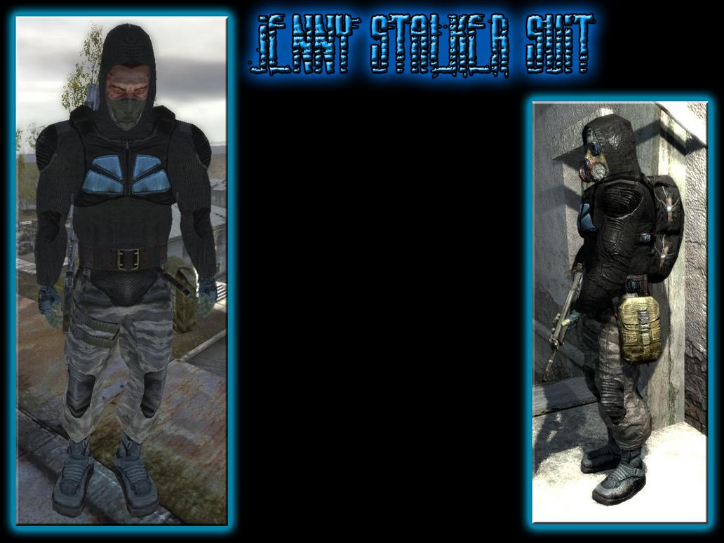 Как сделать костюм для сталкер 951